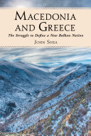 Macedonia and Greece Book