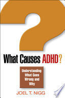 What Causes ADHD  Book
