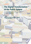 The Digital Transformation of the Public Sphere Book