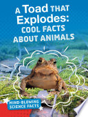 A Toad That Explodes