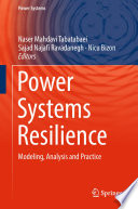 Power Systems Resilience Book PDF