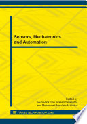 Sensors  Mechatronics and Automation Book