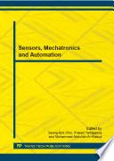 Sensors Mechatronics And Automation Book PDF