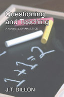 Questioning and Teaching