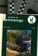 Journal of Mammalogy