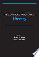 The Cambridge Handbook of Literacy