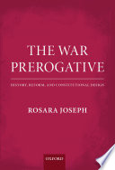 The War Prerogative