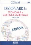 Dizionario di economia e gestione aziendale