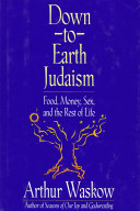 Down to earth Judaism Book