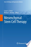 Mesenchymal Stem Cell Therapy Book