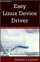 Easy Linux Device Driver  Second Edition