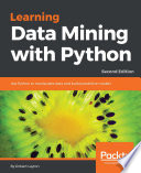 Learning Data Mining with Python