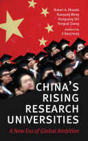 Pdf China's Rising Research Universities Telecharger