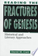 Reading The Fractures Of Genesis