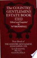The Country Gentlemen's Estate Book
