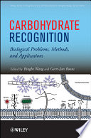 Carbohydrate Recognition Book