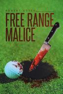 Pdf Free Range Malice