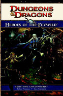 Player's Option: Heroes of the Feywild