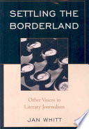 Settling the Borderland Book