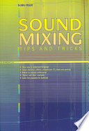 Sound Mixing Book
