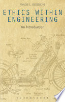 Ethics Within Engineering Book