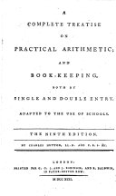 A Complete Treatise on Practical Arithmetic