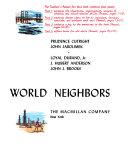 Macmillan Social-studies Series: Living as world neighbors