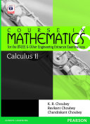 Calculus 2 Course In Mathematics For The Iit Jee And Other Engineering Entrance Examinations Book PDF