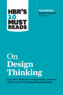 Pdf HBR's 10 Must Reads on Design Thinking (with featured article