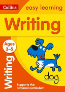 Collins Easy Learning Preschool   Writing Ages 3 5  New Edition