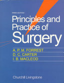 Principles and Practice of Surgery
