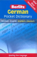 Berlitz German Pocket Dictionary