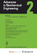 Advances in Biochemical Engineering   Biotechnology 2 Book
