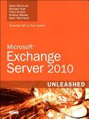 Exchange Server 2010 Unleashed Book PDF