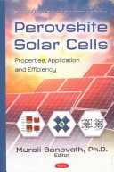 Perovskite Solar Cells Book