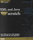 XML and Java from Scratch