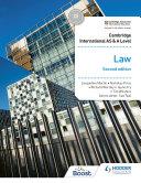 Cambridge International AS and A Level Law Second Edition [Pdf/ePub] eBook