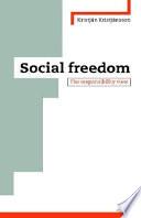 Social Freedom