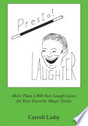 Presto  Laughter Book