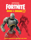FORTNITE  Official   How to Draw 2