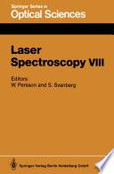 Laser Spectroscopy VIII