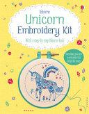 Embroidery Kit: Unicorn