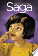 Saga  Book Two Deluxe Edition