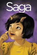 Saga Deluxe: Book 2