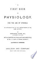 A First Book In Physiology Book PDF
