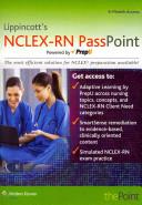 Lippincott's NCLEX-RN PassPoint Powered by PrepU Access Code