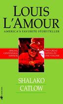 Shalako and Catlow (2-Book Bundle) ebook