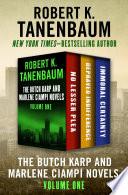 The Butch Karp and Marlene Ciampi Novels Volume One