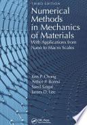 Numerical Methods in Mechanics of Materials  3rd ed