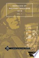 Quarterly Army List For The Quarter Ending 31st December 1919 Volume 1